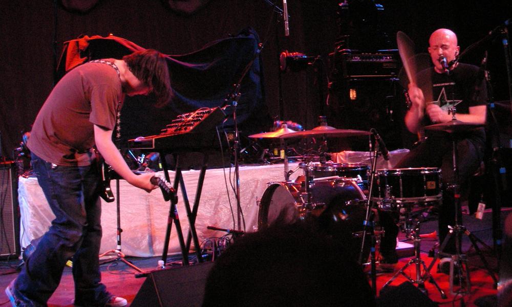 Sound Bar Background Oppenheimer (band) - W...