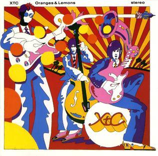 <i>Oranges & Lemons</i> (album) 1989 studio album by XTC