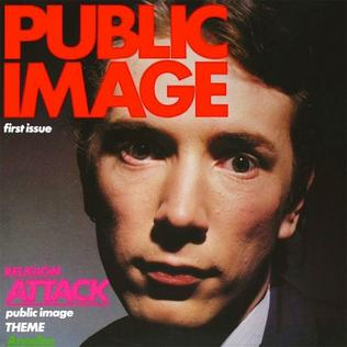<i>Public Image: First Issue</i> 1978 studio album by Public Image Ltd