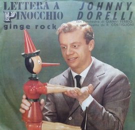 Lettera a Pinocchio 1959 song performed by Johnny Dorelli