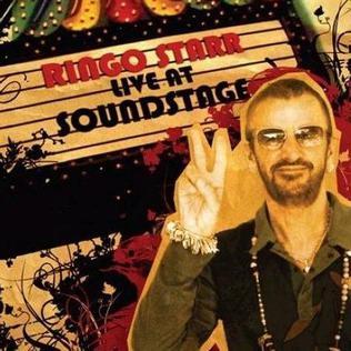 Ringo starr photograph album ringo starr live at