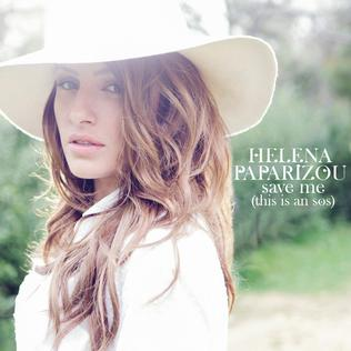 Save Me (This Is an SOS) single by Elena Paparizou