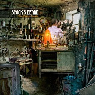 <i>The Oblivion Particle</i> 2015 studio album by Spocks Beard