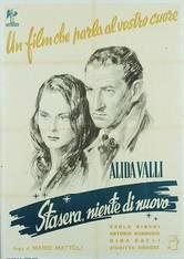 <i>Stasera niente di nuovo</i> 1942 film