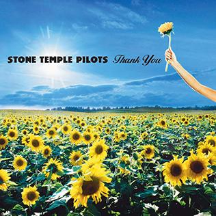 <i>Thank You</i> (Stone Temple Pilots album) 2003 greatest hits album by Stone Temple Pilots
