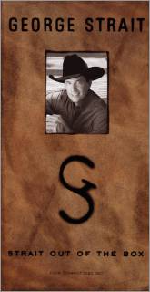 <i>Strait Out of the Box</i> 1995 box set by George Strait