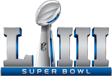 Image result for superbowl 53 logo