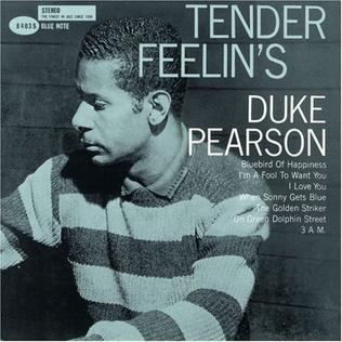 <i>Tender Feelins</i> 1960 studio album by Duke Pearson