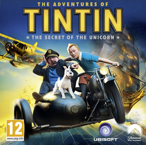 The adventures tintin of download the of ps3 unicorn the secret