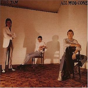 <i>All Mod Cons</i> 1978 studio album by The Jam