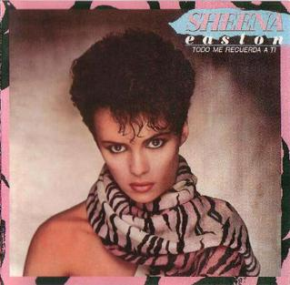 <i>Todo Me Recuerda a Ti</i> album by Sheena Easton