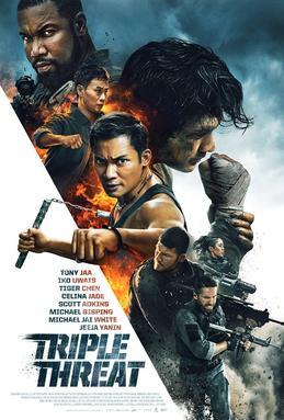 Triple Threat (2019 film) - Wikipedia