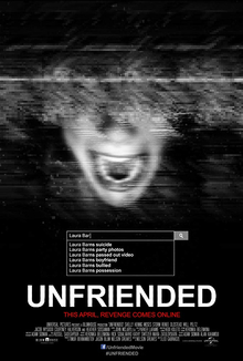 Image result for unfriended