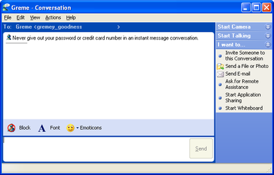 Download MSN Messenger 8 Beta for Windows