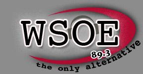 WSOE Radio station in Elon, North Carolina