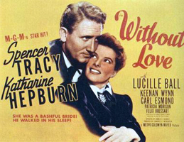 <i>Without Love</i> (film) 1945 film by Harold S. Bucquet