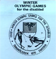 1976 Winter Paralympics