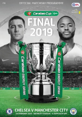 2019 EFL Cup Final - Wikipedia