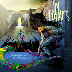 <i>A Sense of Purpose</i> 2008 studio album by In Flames