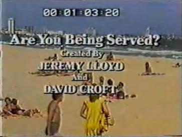 are you being served australian tv series wikipedia