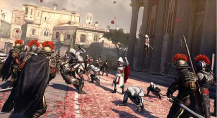 Assassin S Creed Brotherhood Wikiwand