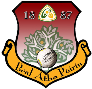 Ballyporeen GAA gaelic games club in County Tipperary, Ireland
