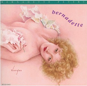 Album cover from Bernadette Peters (painting by Vargas, 1980) Bernadette-1980.png