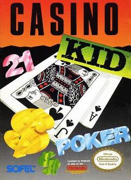 NES - Casino Kid 2 Box Art