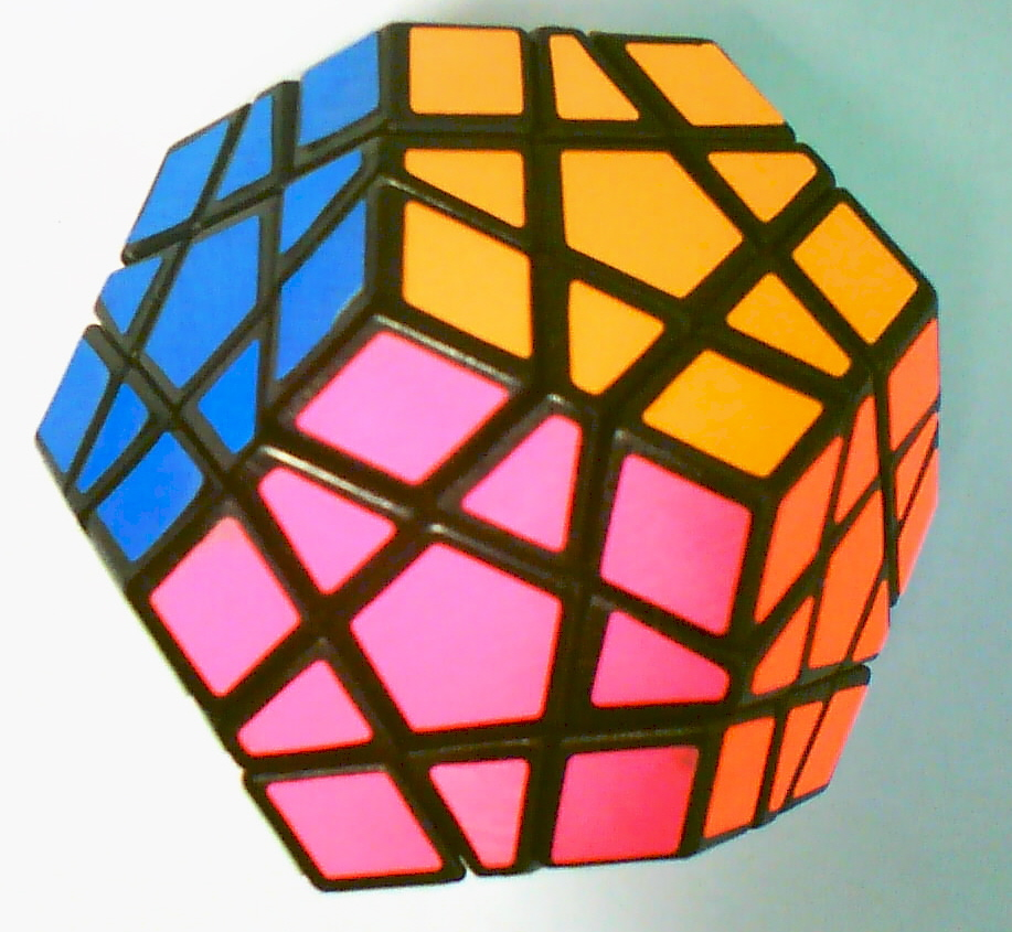 FileCombination Puzzle Dodecahedron Rubik