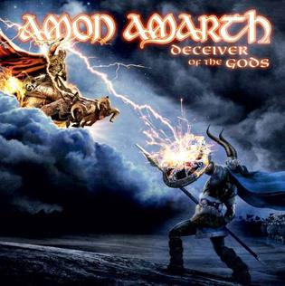 <i>Deceiver of the Gods</i> 2013 studio album by Amon Amarth