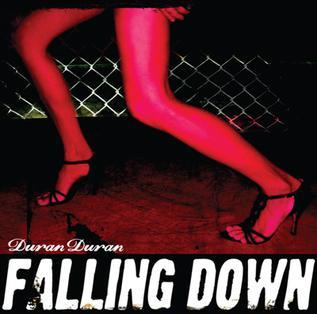 Falling Down (Duran Duran song) 2007 single by Duran Duran featuring Justin Timberlake