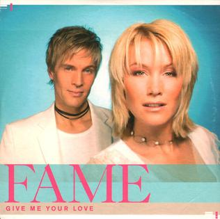 Give Me Your Love (Fame song)