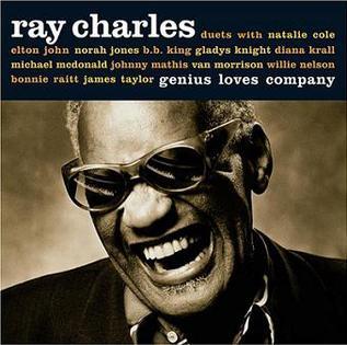 <i>Genius Loves Company</i> 2004 studio album by Ray Charles
