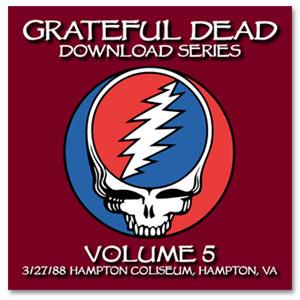 <i>Grateful Dead Download Series Volume 5</i> 2005 live album by Grateful Dead