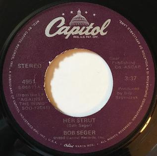 Her Strut 1980 song by Bob Seger