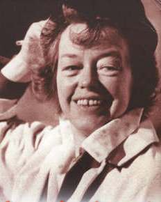 Joan Littlewood British theatre director and actress