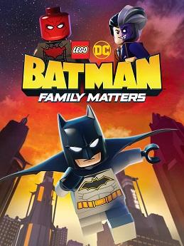 Lego Dc Batman Family Matters Wikipedia