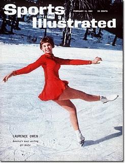 Laurence Owen American figure skater