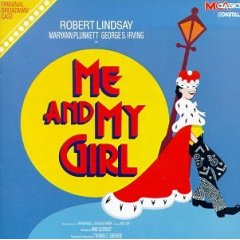 <i>Me and My Girl</i> musical