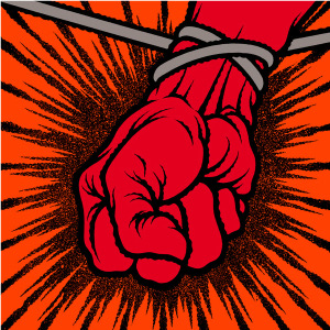 <i>St. Anger</i> 2003 studio album by Metallica