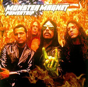 <i>Powertrip</i> 1998 studio album by Monster Magnet