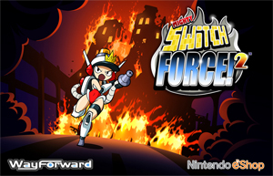 <i>Mighty Switch Force! 2</i> 2013 video game