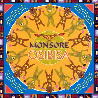 <i>Monsore</i> 1996 studio album by Osibisa