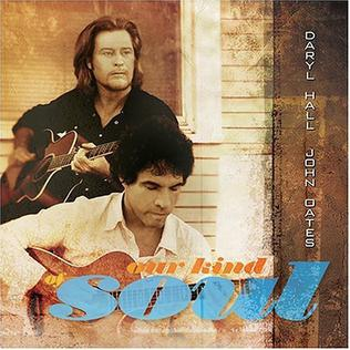 <i>Our Kind of Soul</i> 2004 studio album by Hall & Oates