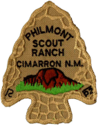 Philmont Scout Ranch camps