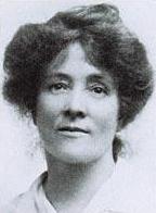 Ada Nield Chew British feminist