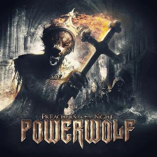 Výsledek obrázku pro powerwolf preachers of the night
