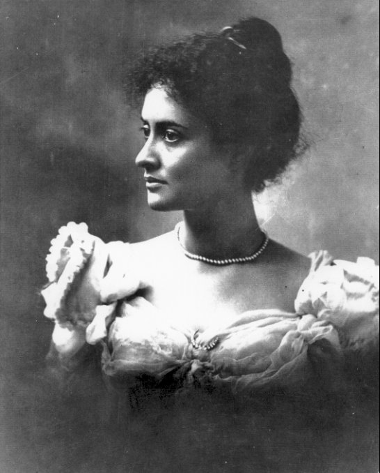 Copyright Free Image of Princess Ka'iulani