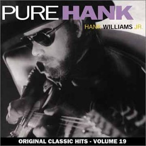 <i>Pure Hank</i> 1991 studio album by Hank Williams Jr.