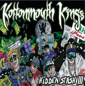 <i>Hidden Stash III</i> 2006 compilation album by Kottonmouth Kings